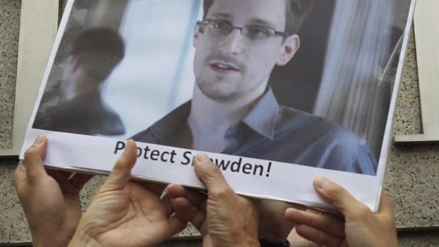 ¡asilo y libertad! para Snowden